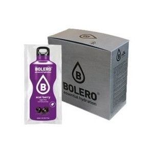 Pack 24 Bolero Drinks Acai Berry