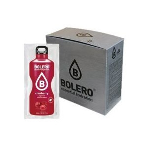 Pack 24 Bolero Drinks Red Cranberry
