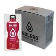 Pack 24 Bolero Drinks Cranberry Vermelho