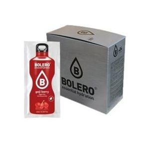 Pack 24 Sobres Bolero Drinks Sabor Bayas de Goji