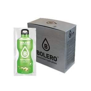 Pack 24 Sobres Bolero Drinks Sabor Citronela