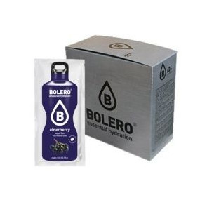 Pack 24 Bolero Drinks Elderberry