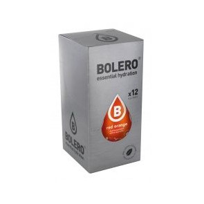 Bolero Drinks Red Orange 12 Pack