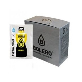 Pack 24 Sobres Bolero Drinks Sabor Boost Energy