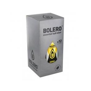 Pack 12 Sobres Bolero Drinks Sabor Boost Energy