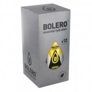 Pack 12 Sobres Bolero Drinks Sabor Boost Energy