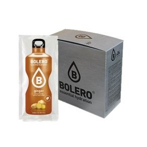 Pack 24 sobres Bebidas Bolero Jengibre - 20% dto. directo al pagar