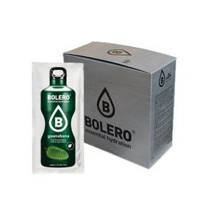 Pack 24 Sobres Bolero Drinks Sabor guanabana