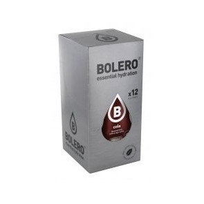Pack 12 Sobres Bolero Drinks Sabor cola