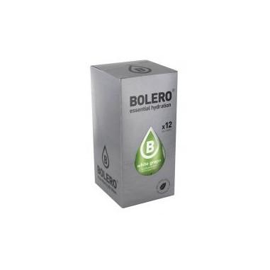 Pack 12 Sobres Bolero Drinks Sabor uva blanca