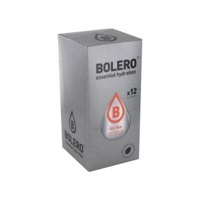 Bolero Drinks Ice Tea Peach 12 Pack