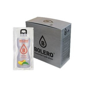 Pack 24 Sobres Bolero Drinks Sabor Ice Tea Melocotón