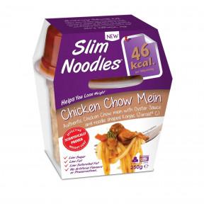 Slim Pasta Noodles con Pollo Chow Mein 250 g