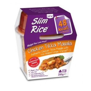 Slim Pasta Arroz Tikka Masala com Frango 250 g