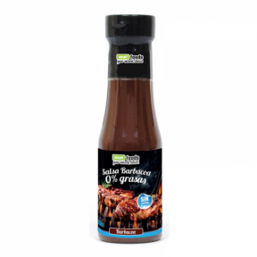 Smart Foods 0% Molho BBQ 350 ml
