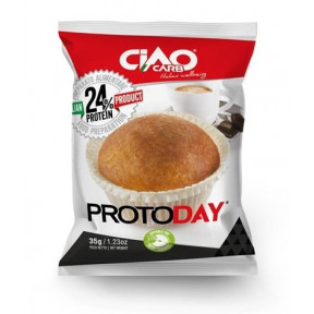 Muffin CiaoCarb Protoday Fase 1 Dulce Natural 1 unidad 35 g