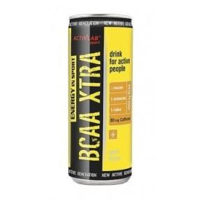 Bebida BCAA Xtra Drink + Cafeína sabor Maçã Activlab 250 ml