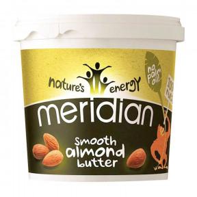 Mantequilla de Almendra Suave Meridian 170 g