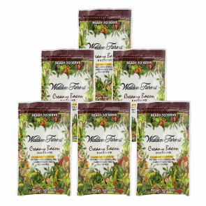 Walden Farms Creamy Bacon Dressing saqueta de 28 g