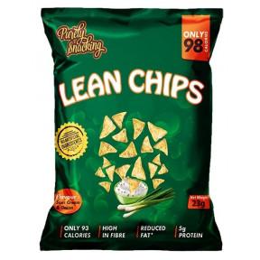 Lean Chips (Nachos) Crema Agria y Cebolla 23 g