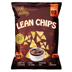 Lean Chips (Nachos Proteinados) Barbacoa 23 g
