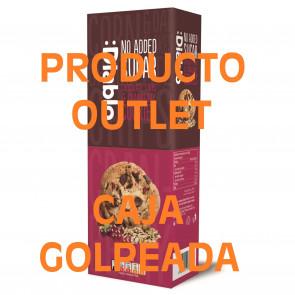 Cookies con Pepitas de Chocolate y arándanos rojos sin azúcar añadido :Diablo 135g - OUTLET