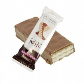 Barquillo LowCarb de chocolate belga crujiente LaNouba 30g