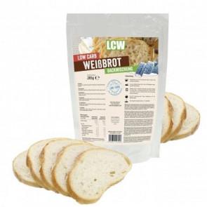 Preparado para pan blanco bajo en carbohidratos 285 g LCW