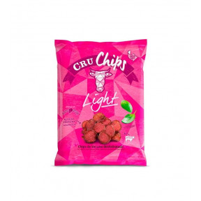 CruChips Dehydrated Beef Chips Light 40g