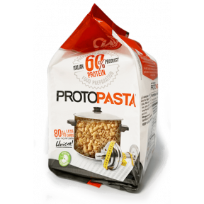 Pasta CiaoCarb Protopasta Etapa 1 Tubetti 300 g sacos individuais 50 g