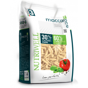 Pasta CiaoCarb Maccarozone Fase 3 Penne 250 g