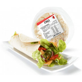 Tortillas CiaoCarb Protopiadina Stage 1 100 g 2 units