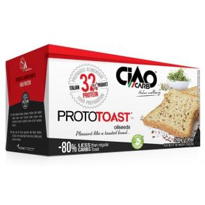 Tostadas CiaoCarb Prototoast Fase 1 Semillas 200 g
