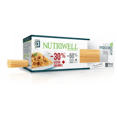 Pasta Larga CiaoCarb Maccarozone Fase 3 Spaghetti