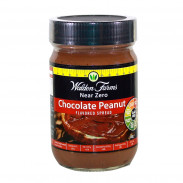 Walden Farms Chocolate Peanut Spread 340 g
