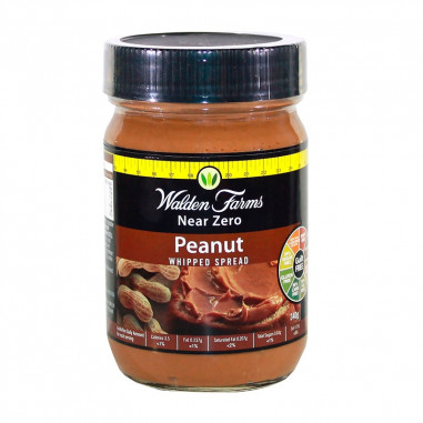 Walden Farms Whipped Peanut Spread, 340 g