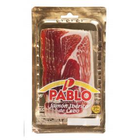 Jamón Ibérico de Cebo Loncheado 80 g Cecinas Pablo