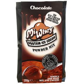 Sorvete de Chocolate low-carb MiWhey 200g
