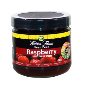 Walden Farms Raspberry Fruit Spread, 340 g