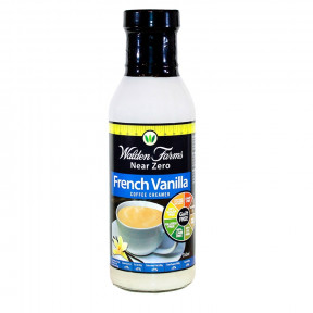 Walden Farms Fench Vanilla Coffee Creamer, 355 ml