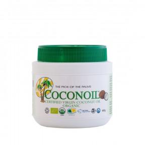 Pack 5 x 4 Aceite de Coco Virgen Ecológico Coconoil 460 gr.