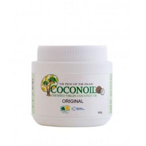 Pack 4 x 3 Frasco de 460 g Óleo de Coco Virgem Coconoil Original