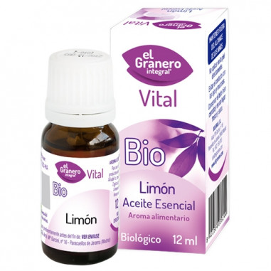 Aceite Esencial de Limón 12 ml