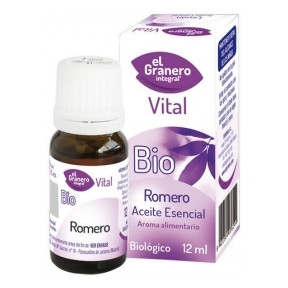 Aceite Esencial de Romero, 12 ml