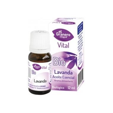 Aceite Esencial de Lavanda 12 ml