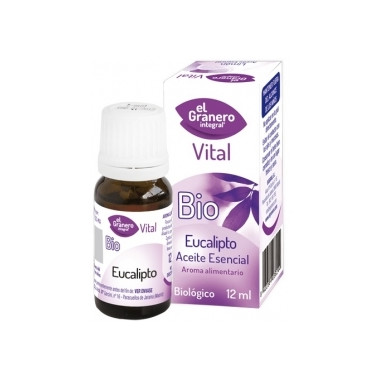Aceite Esencial de Eucalipto 12 ml