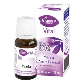 Aceite Esencial de Menta 12 ml