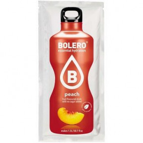 Bolero Drinks Pêssego 9 g