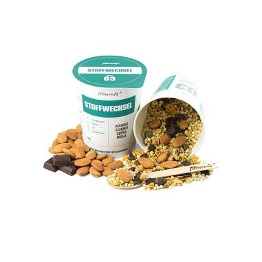 Cereales Lowcarb Crujientes con muesli y almendras 90 g Fitmeals