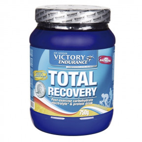 Total Recovery 750g Plátano Victory Endurance